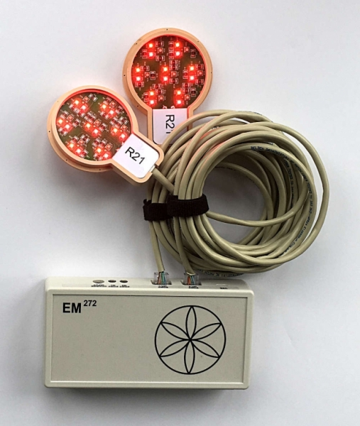 EM272 with LED disks