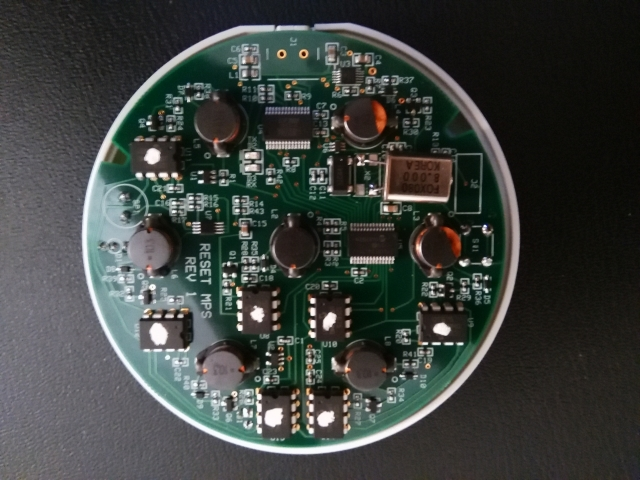 MR7 circuit board